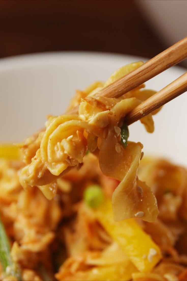 40 Easy Asian Food Recipes Best Asian Dinner Ideasdelishcom