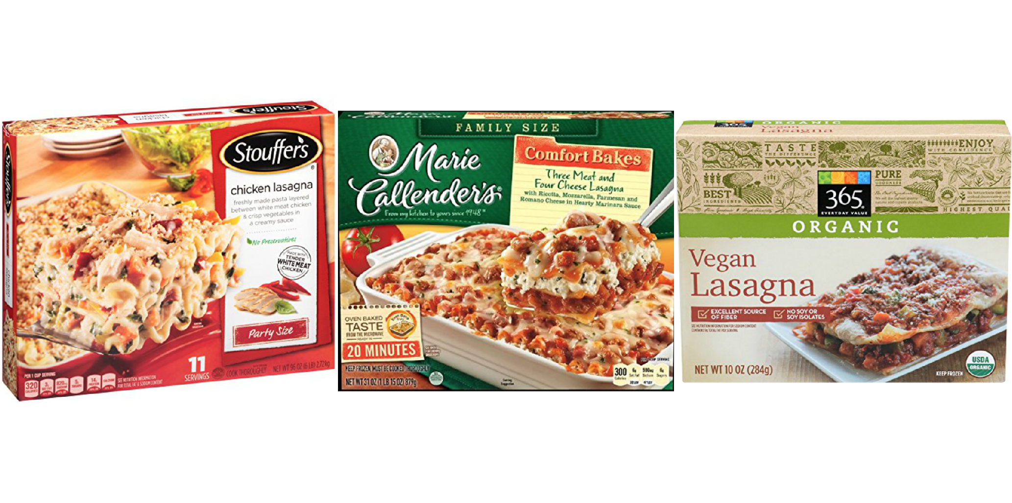 10 Best Frozen Lasagna Brands 2017 Frozen Lasagnas To Buydelishcom