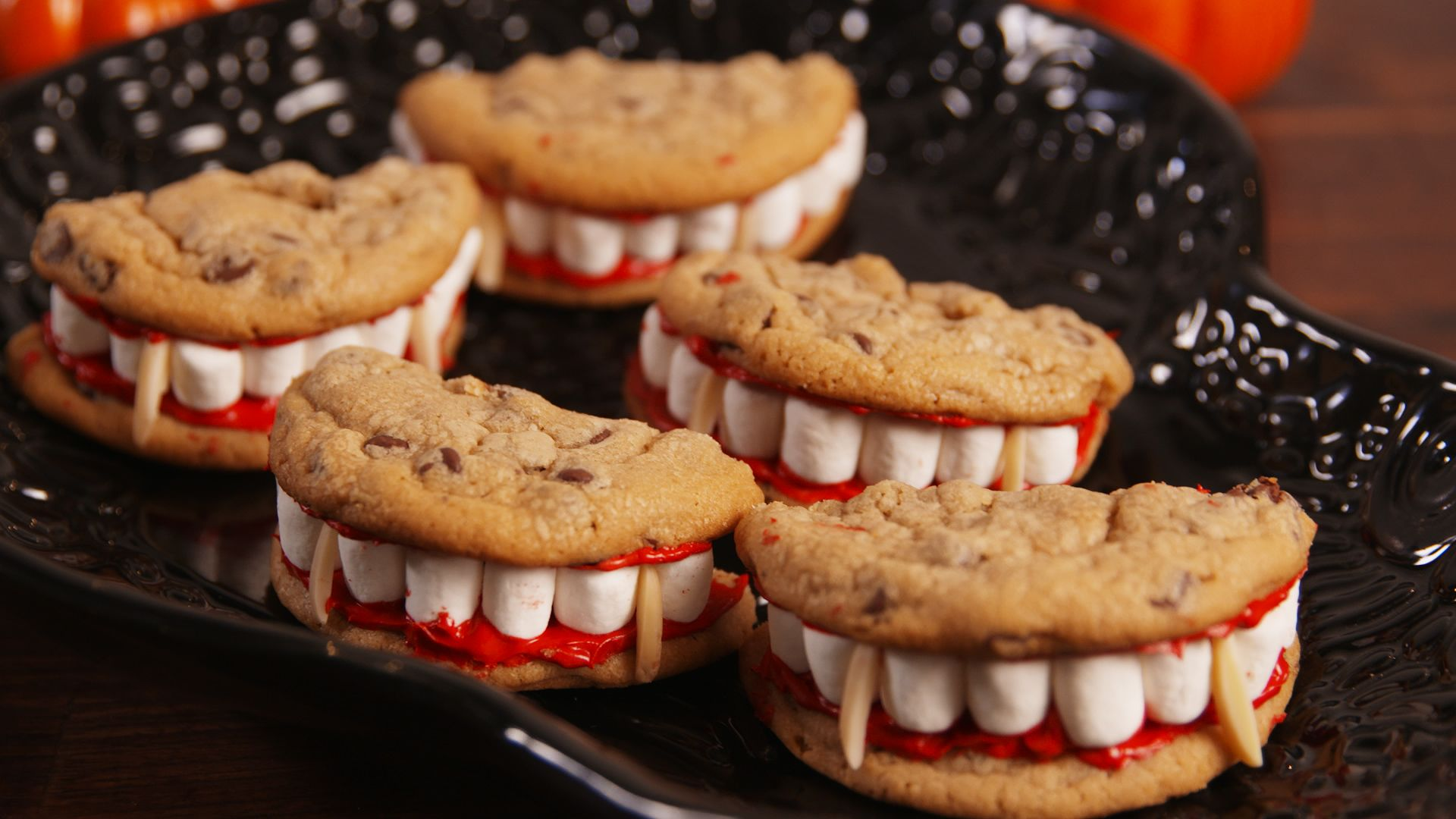 30+ easy halloween desserts - recipes for halloween party dessert