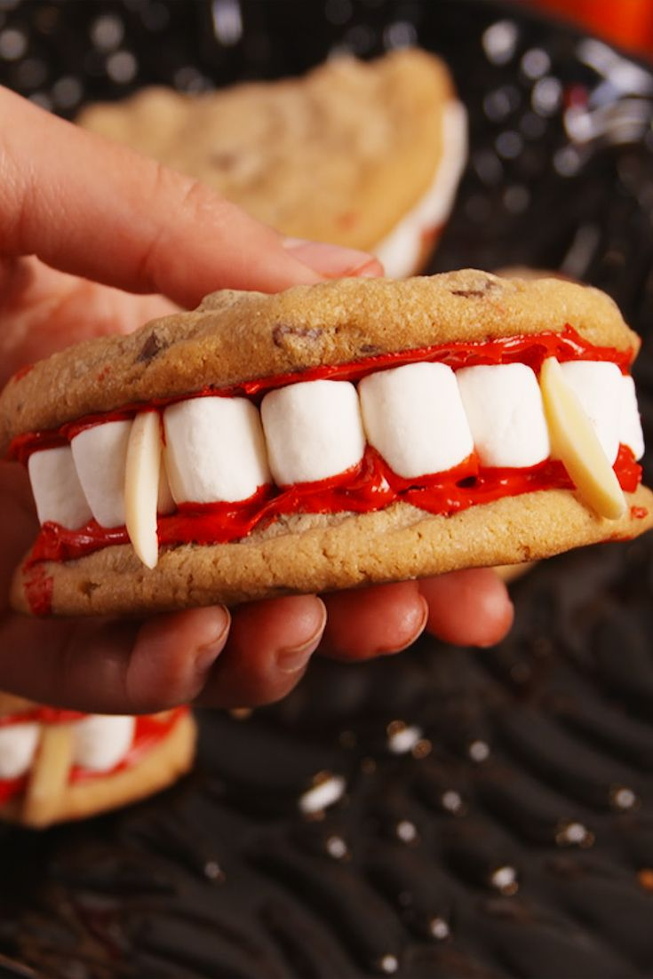 50+ Easy Halloween Party Treat Ideas - Best Recipes for