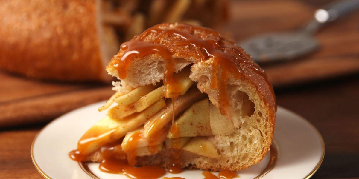 Best Apple Pie Bread Bowl Recipe How To Make Apple Pie