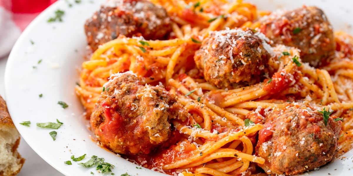 Best Spaghetti And Meatballs Recipe How To Make Easy Homemade