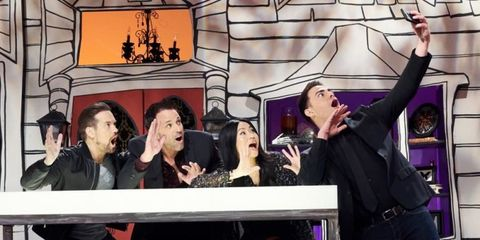 Food Network Just Revealed Its New Halloween Shows, And They
