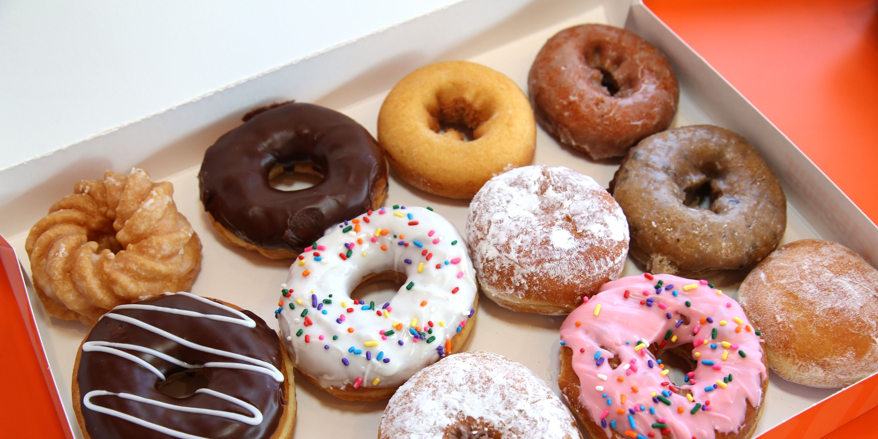 Dunkin' Extended Free Donut Fridays Through The End Of April