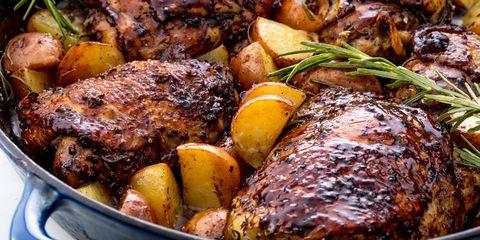 balsamic glazed chicken horizontal