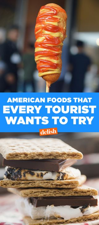 11 'American Foods' Every Tourist Says They Want To Try