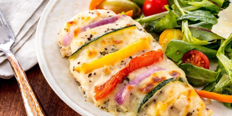 25 easy healthy dinner ideas for two healthy dinner recipes for primavera stuffed chicken horizontal forumfinder
