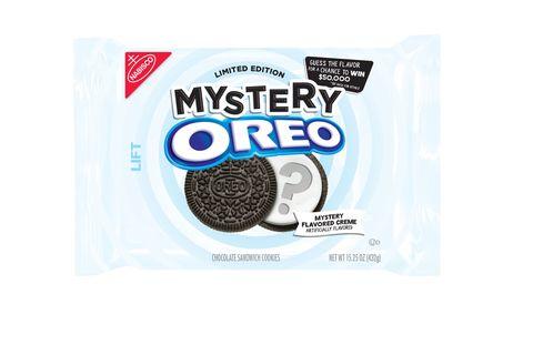Mystery Oreos