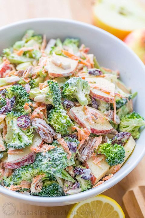 10 Best Broccoli Salad Recipes How To Make Easy Broccoli