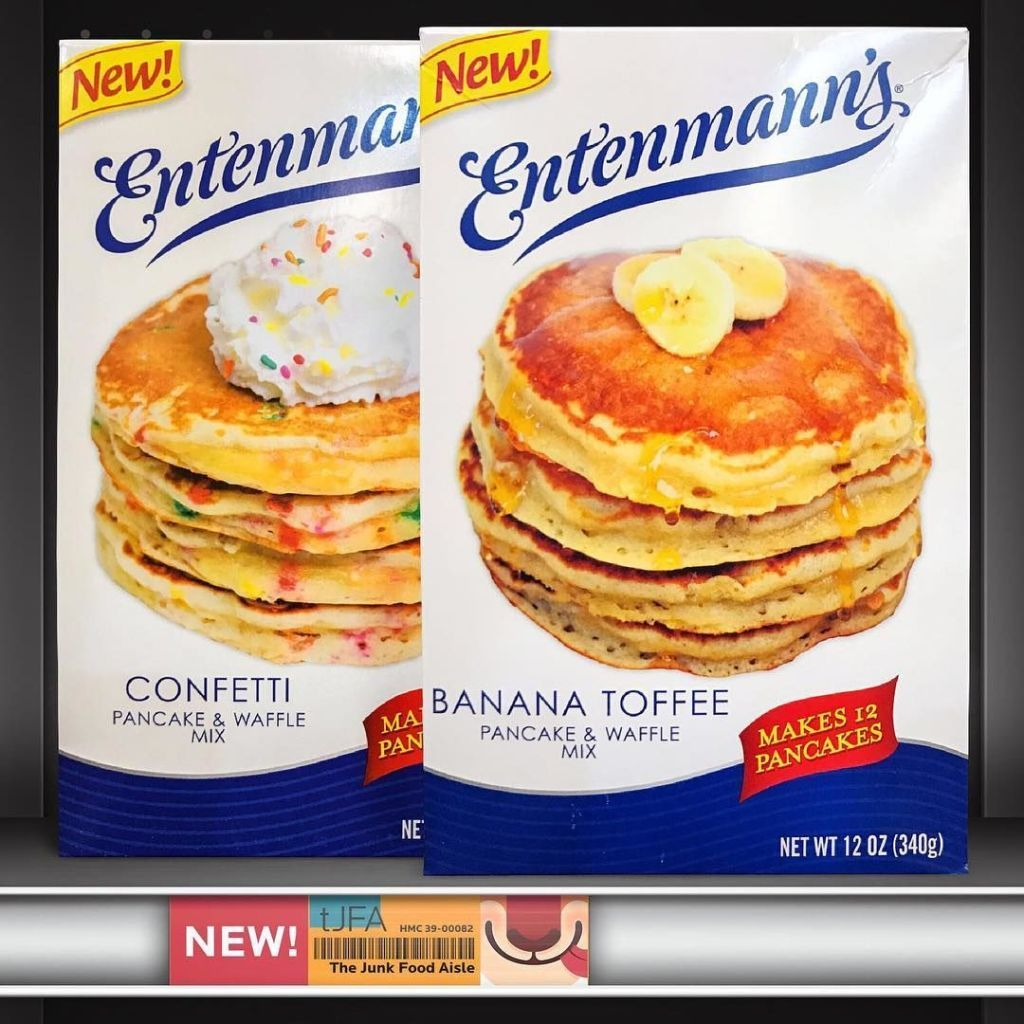 Funfetti Pancake Mix Will Give Your Breakfast An Instant Upgrade