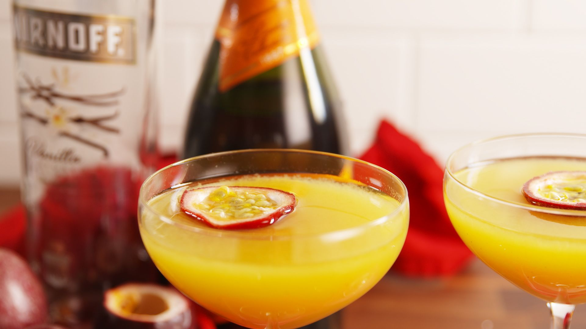 Prosecco Lovers Need To Try Porn Star Martinis - Delish com