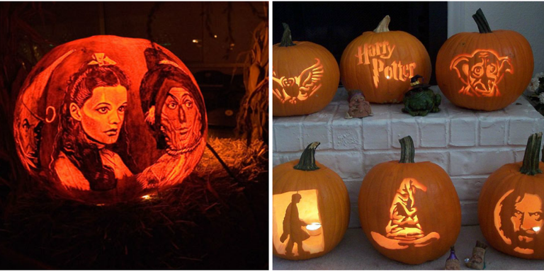 or at the very least lead to some pretty funny halloween fails want to eat some pumpkin try our delicious ideas - Unique Pumpkin Carving Ideas