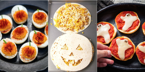 35 Halloween Appetizers That Will Slay Your Party