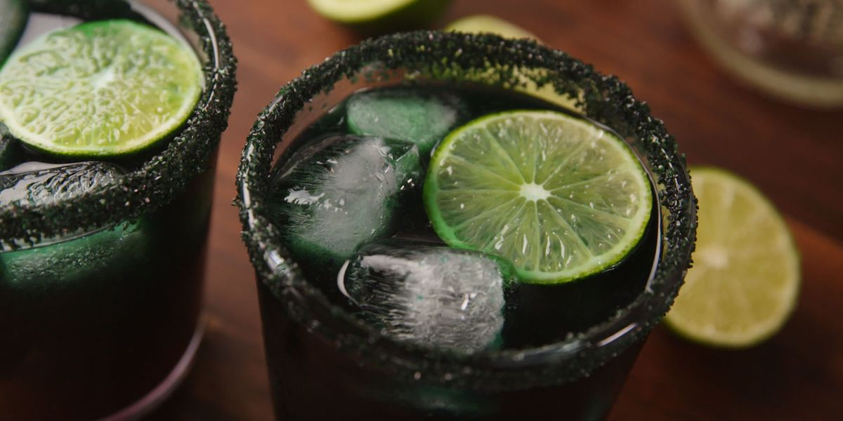 Best Black Magic Margarita Recipe How To Make Black