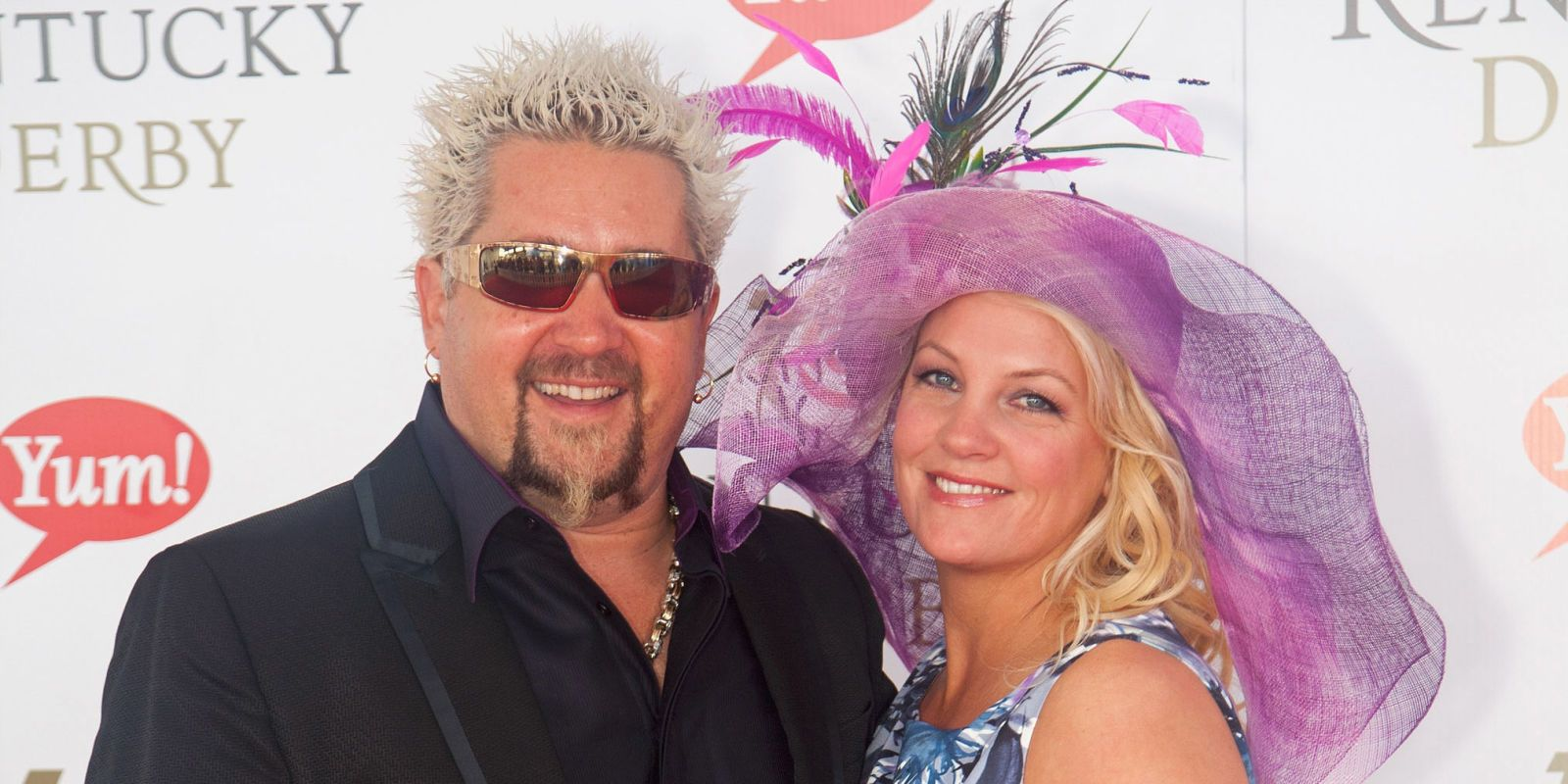 The Story Of How Guy Fieri Met His Wife Will Turn Your Stone Heart To Mush