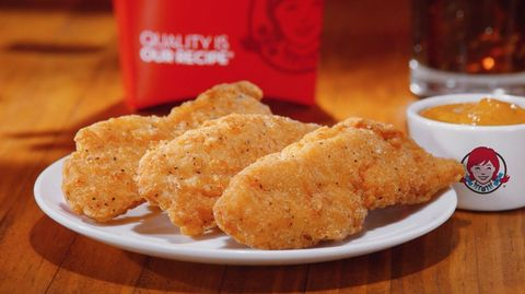 Wendy S Comes After Mcdonald S With Its New Chicken Tenders