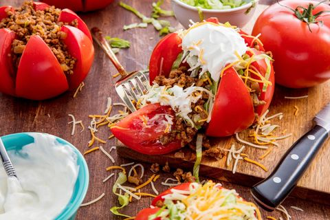 Taco Tomatoes Horizontal