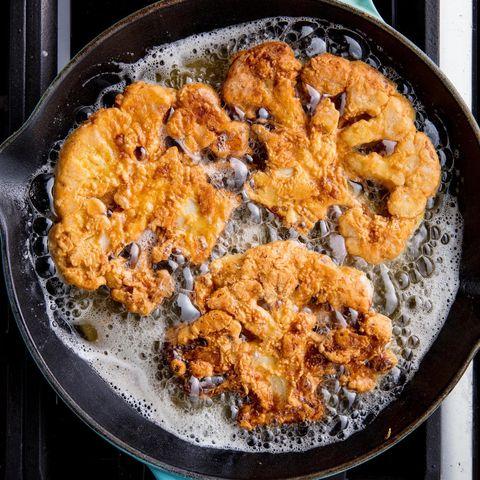 Chicken Fried Cauliflower Vertical