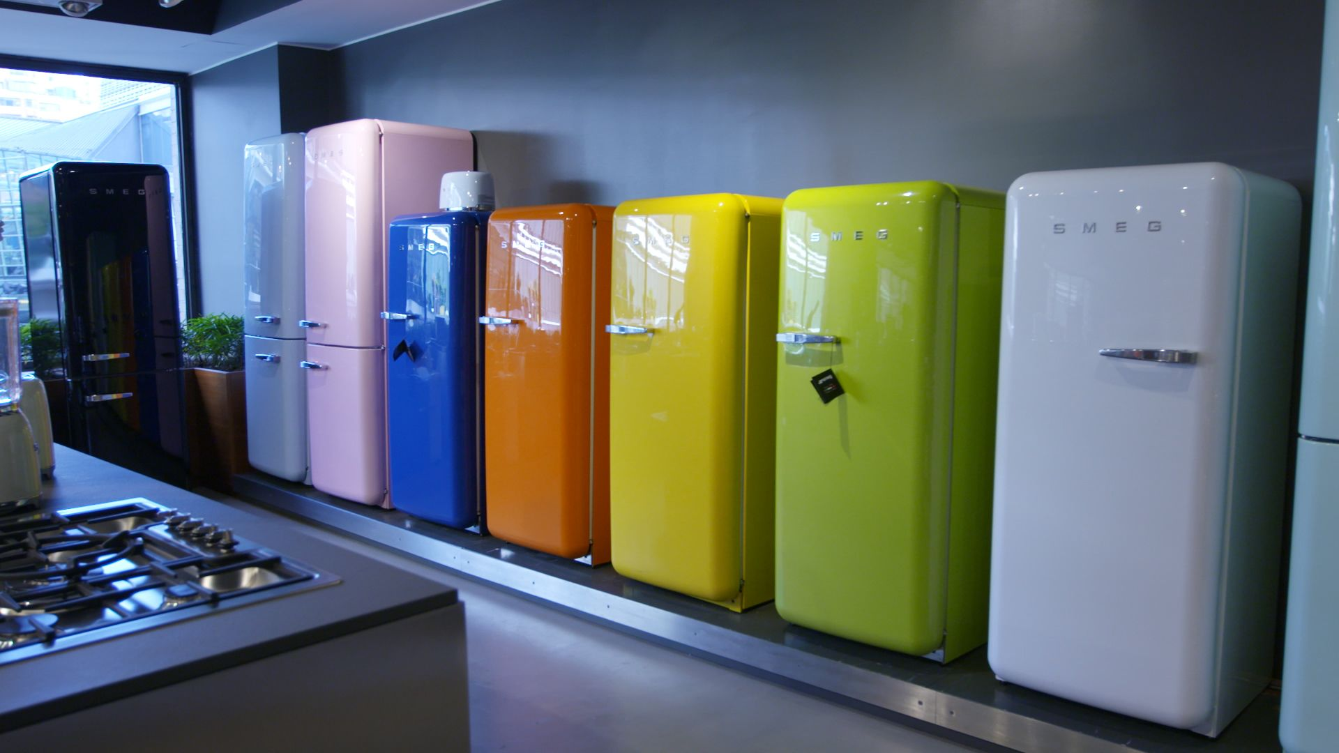 How Smeg Refrigerators Made Retro Seem Cool Again Delish Com