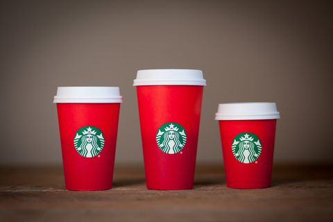 This Is What Starbucks' Holiday Cups Might Look Like This Year