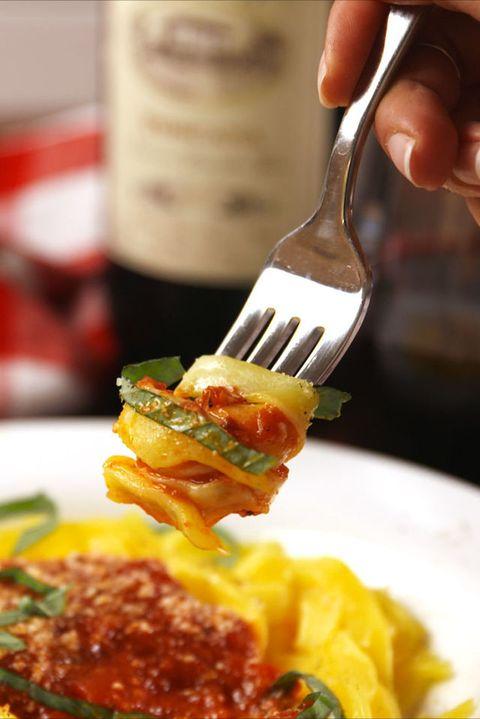 Two-Ingredient Fettucine