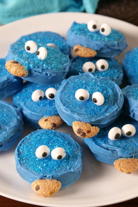 Cookie Monster Oreo