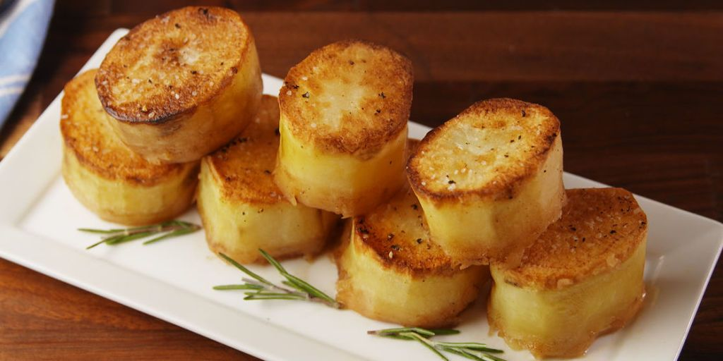 Best Fondant Potatoe Recipe How To Make Fondant Potatoes