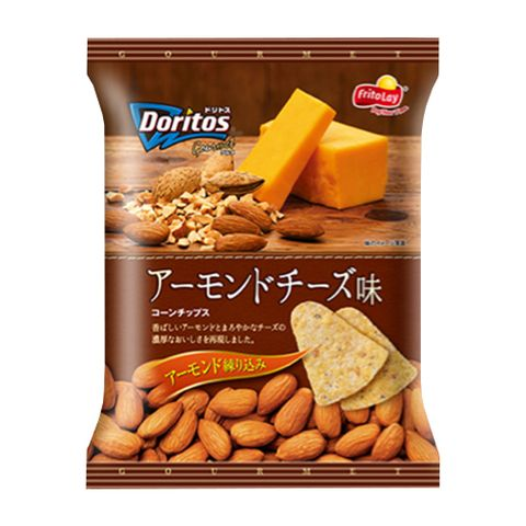 "<p>Honestly ... we're not sure what to make of this Japanese release. Are they half almond and half cheese? Is it one big almond-cheese mashup? We need answers, Doritos. <span class=""redactor-invisible-space"" data-verified=""redactor"" data-redactor-tag=""span"" data-redactor-class=""redactor-invisible-space""></span></p>"