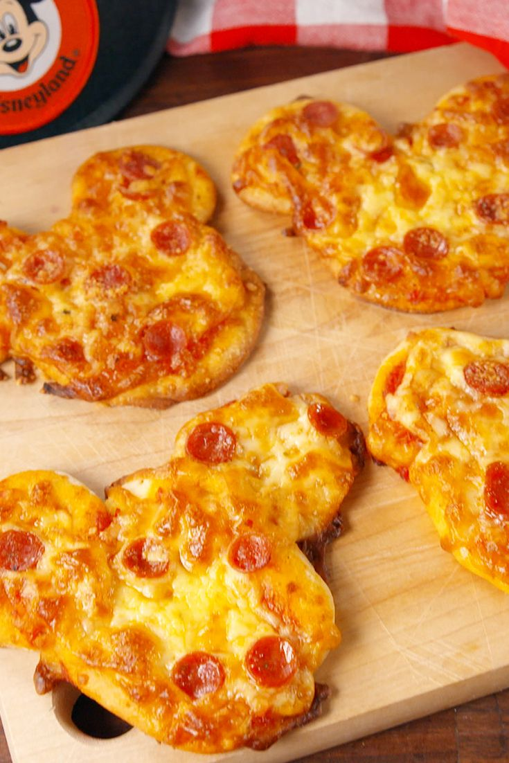 10+ Best Pizza Recipes For Kids-Kids Pizza—Delish.com