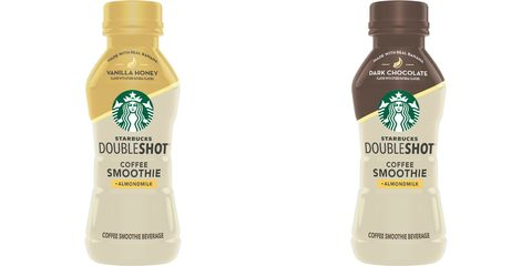 Starbucks Releasing Non Dairy Bottled Frappuccinos Plus