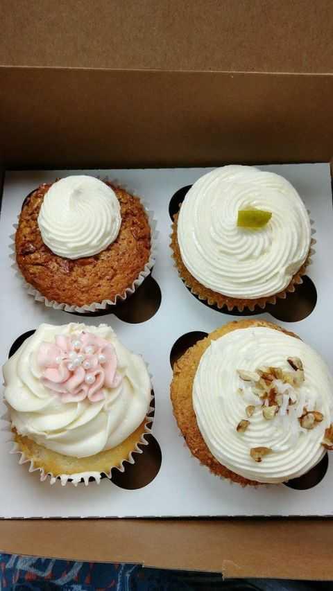 Food, Buttercream, Cupcake, Icing, Dish, Dessert, Cake, Cuisine, Baking, Whipped cream,