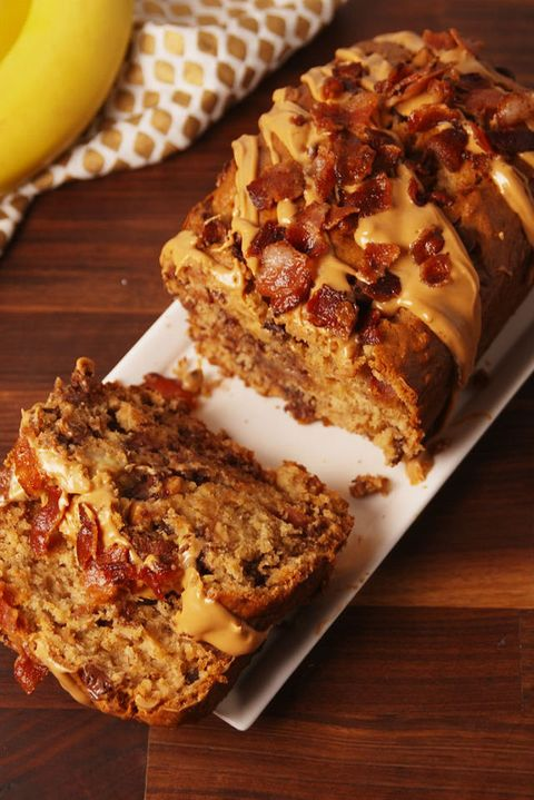 Elvis Banana Bread Vertical