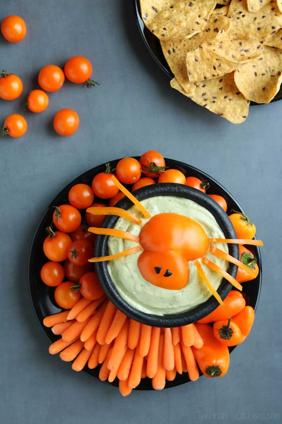 30+ easy halloween appetizers - best recipes for halloween appetizer