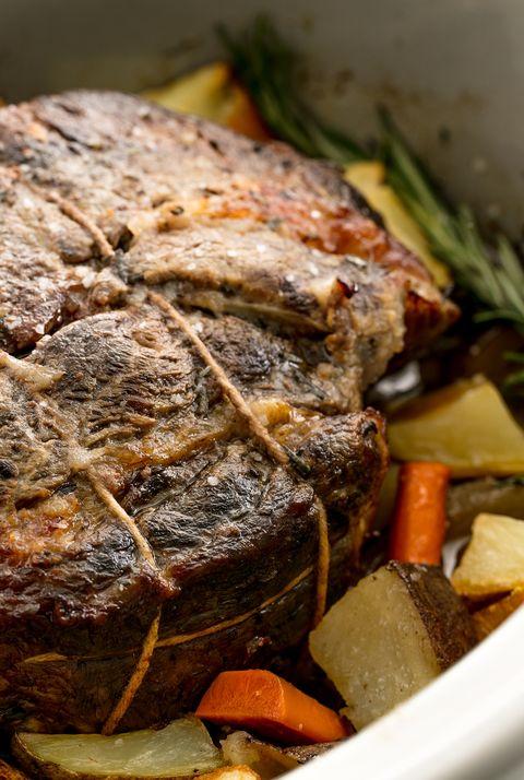 crock pot roast beef