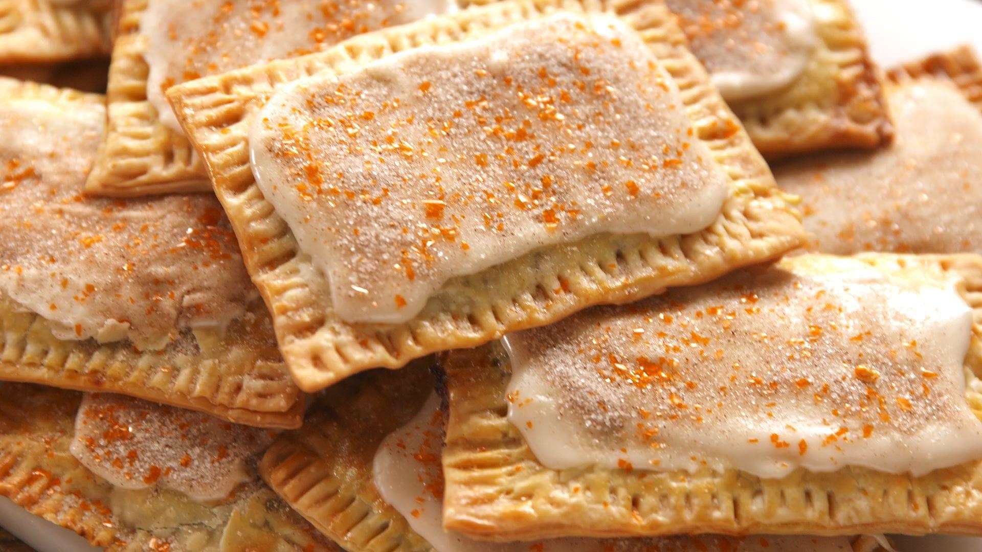 Best Pumpkin Pie Pop Tart Recipe How To Make Pumpkin Pie Pop Tarts
