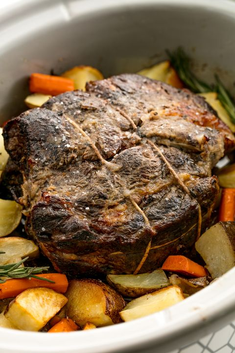 Easy Crockpot Roast Beef Recipe How To Make Slow Cooker