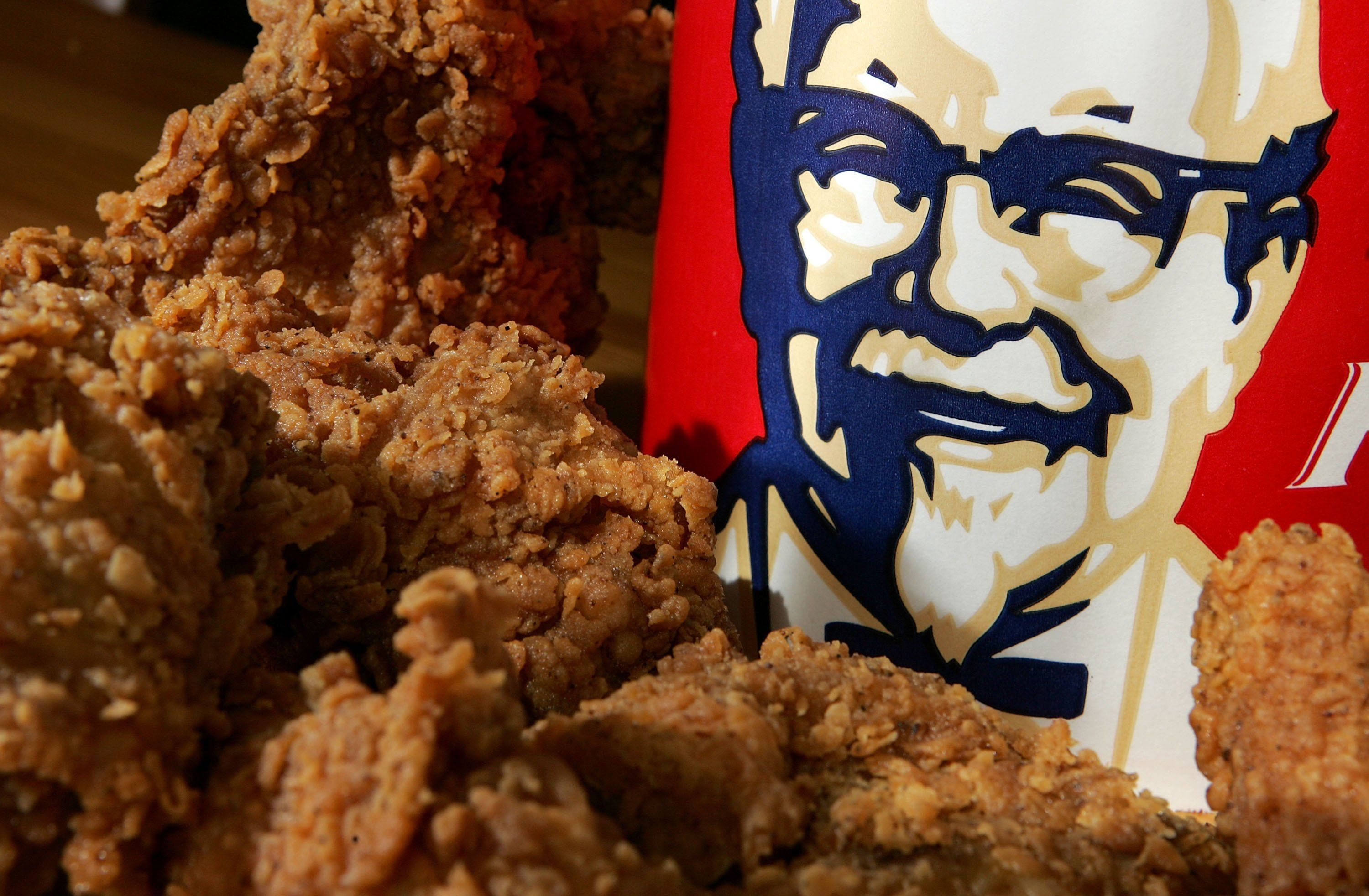 KFC Is Making Vegetarian \