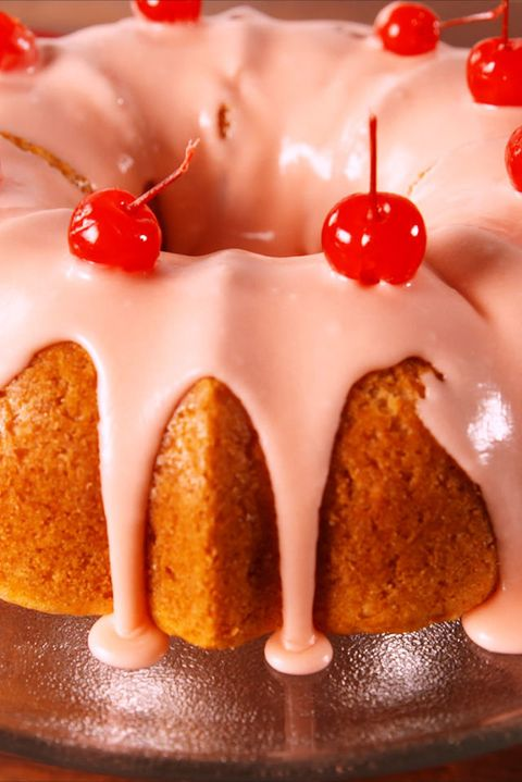 Shirley Temple Cake Vertical