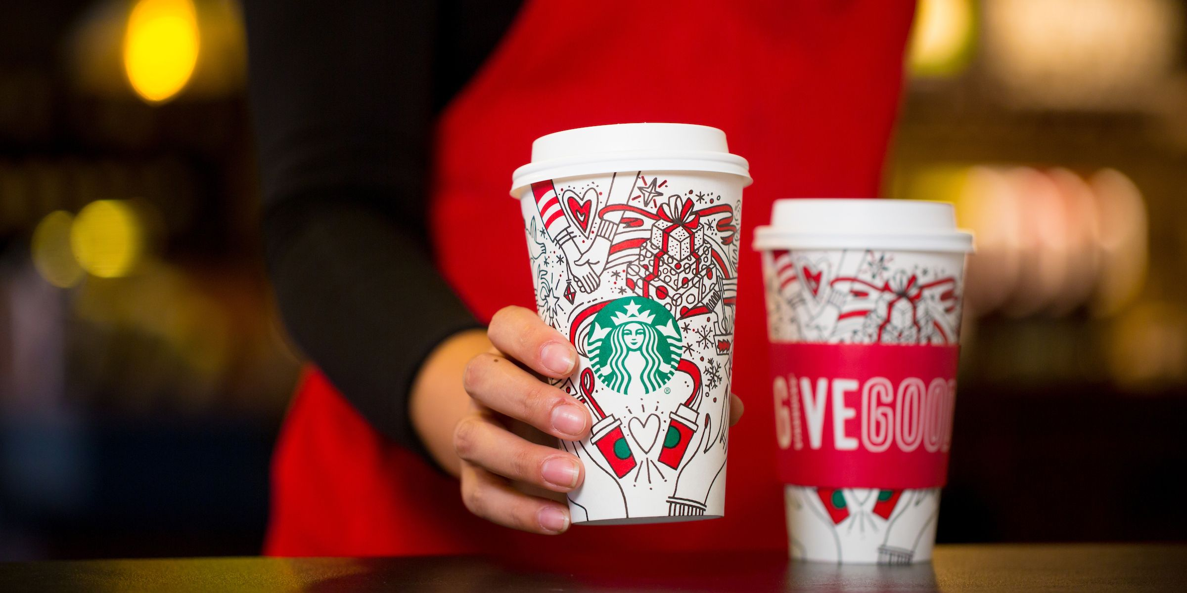 Alert: You Can Get Free Starbucks This Week forecast