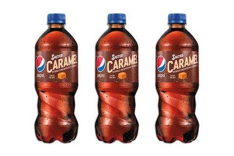 pepsi salted caramel diet?