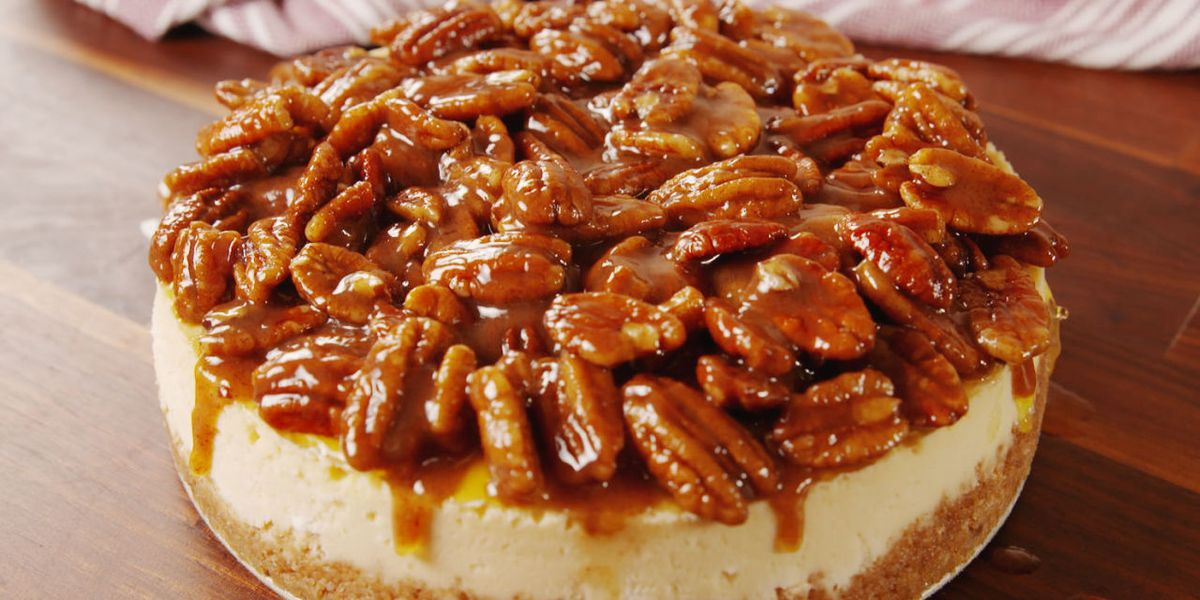 Best Pecan Pie Cheesecake Recipe How To Make Pecan Pie