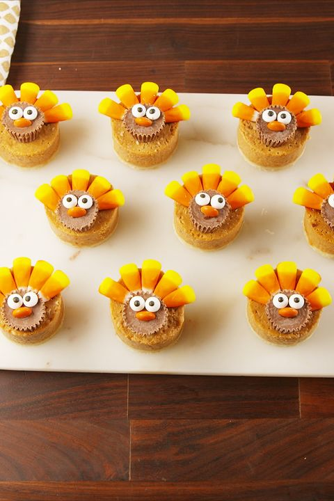 Pumpkin Pie Turkeys Horizontal