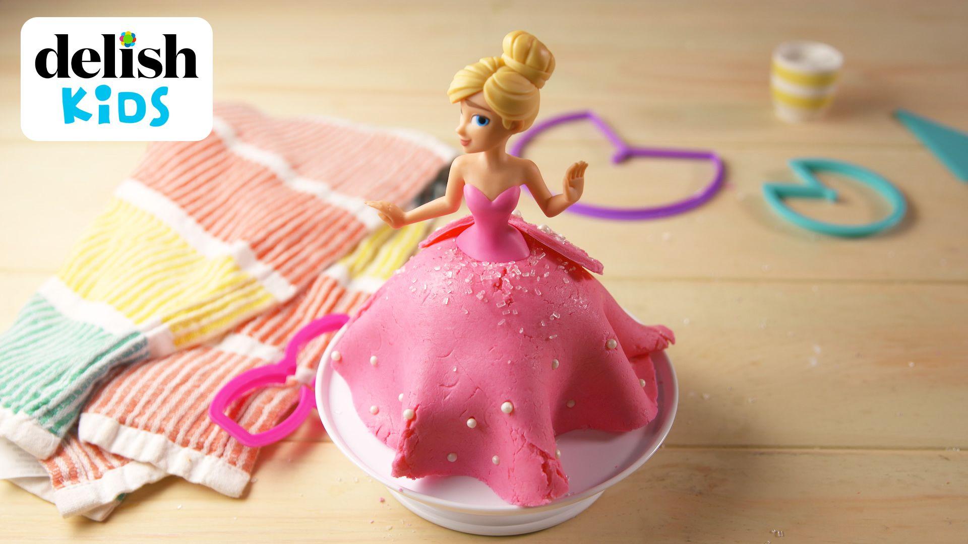 This Adorable Kit Lets Kids Make Their Own Princess Cakes