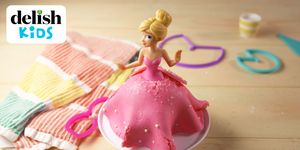 Delish Kids Princess Cake