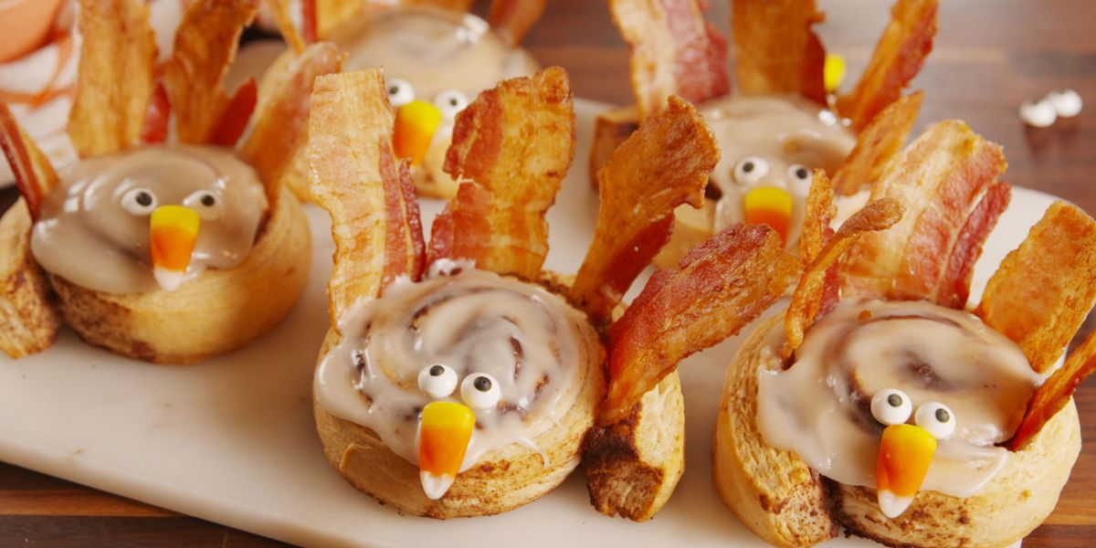 Best Cinnamon Roll Turkey Recipe How To Make Cinnamon