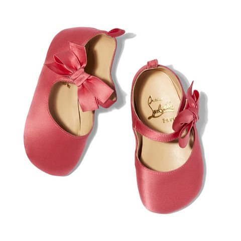 Footwear, Pink, Shoe, Product, Mary jane, Baby & toddler shoe, Beige, Sandal, Ballet flat, Slingback,