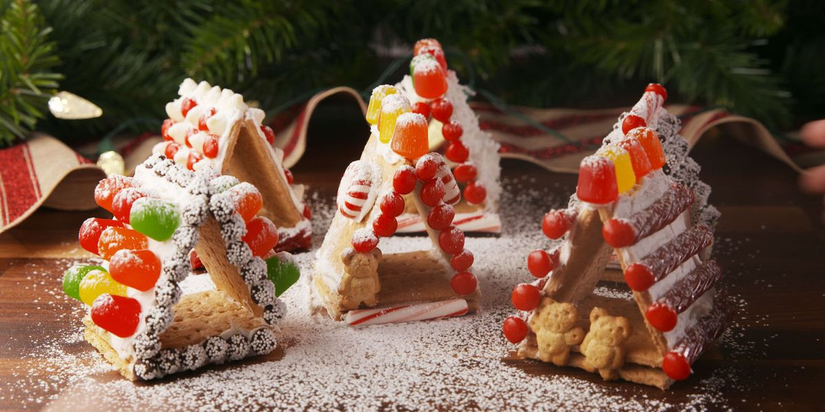 Best Mini Gingerbread House Recipe - How to Make Mini ...