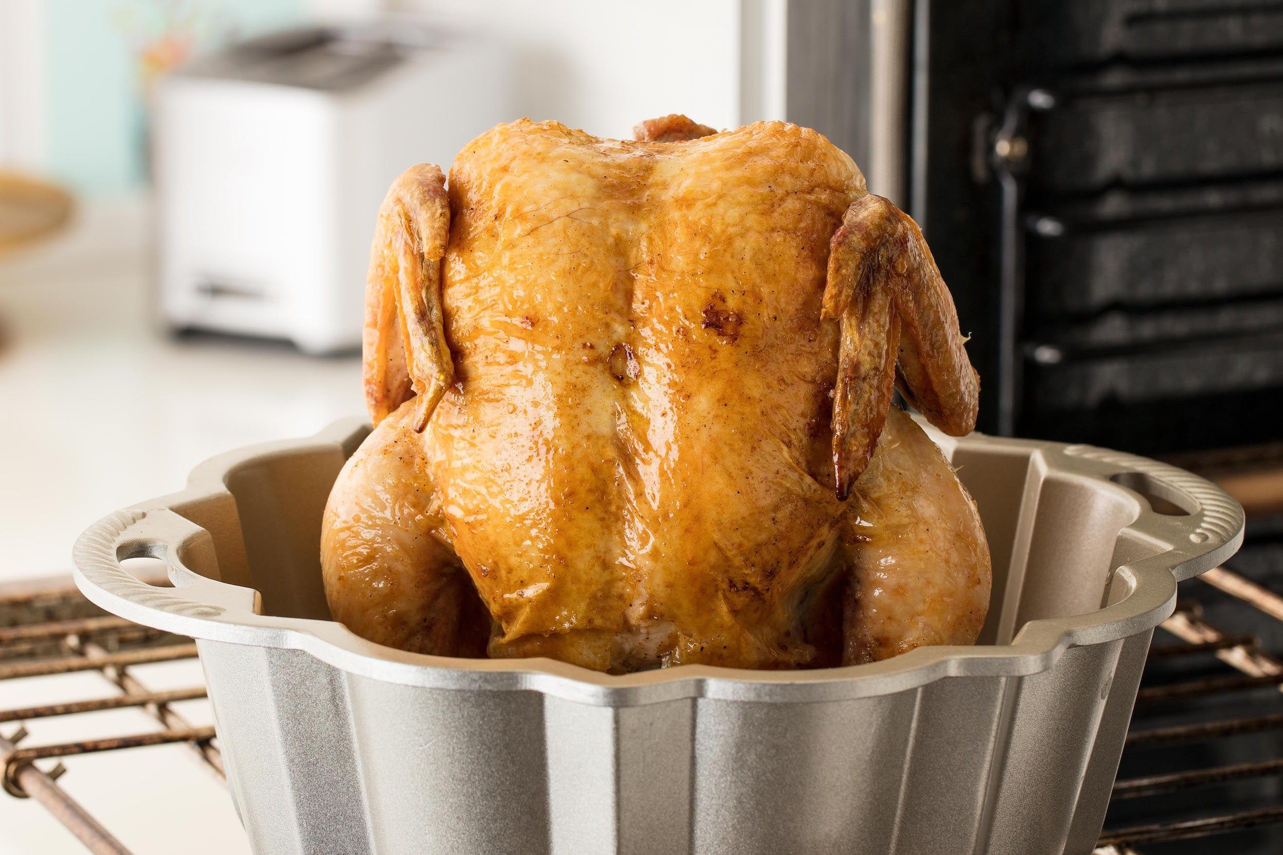 Best Bundt Pan Rotisserie Chicken How To Make Bundt Pan Rotisserie Chicken