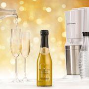 Product, Bottle, Glass bottle, Yellow, Drink, Wine bottle, Champagne, Wine, Alcoholic beverage, Liquid,