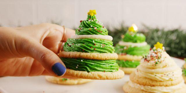 best sugar cookie tree recipe how to make sugar cookie trees